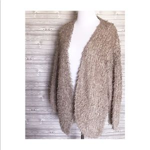 4 for $44 teddy bear soft coverup cardigan sweater